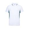 UCP-1334 CS Sash Polo UDF1300 Ultifresh Contrast Dry Fit Polo Shirt