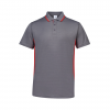 UCP-1307 CS Sash Polo UDF1300 Ultifresh Contrast Dry Fit Polo Shirt