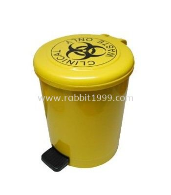 CLINICAL WASTE BIN - 18 Litres
