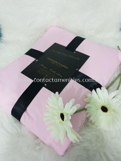 Bedding Set-Pink