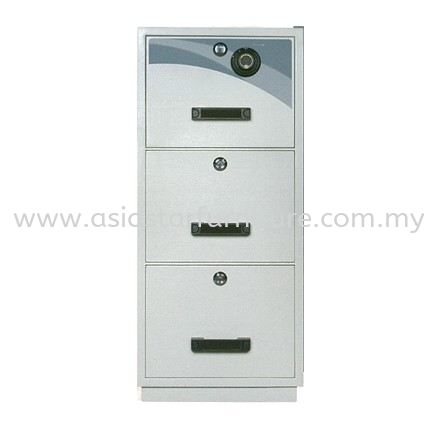 FIRE RESISTANT CABINET 3 DRAWER