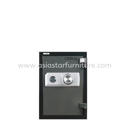 SOLID SAFETY BOX COMBINATION (DIAL) BLACK F-V58C-safety box selayang | safety box kepong | safety box segambut