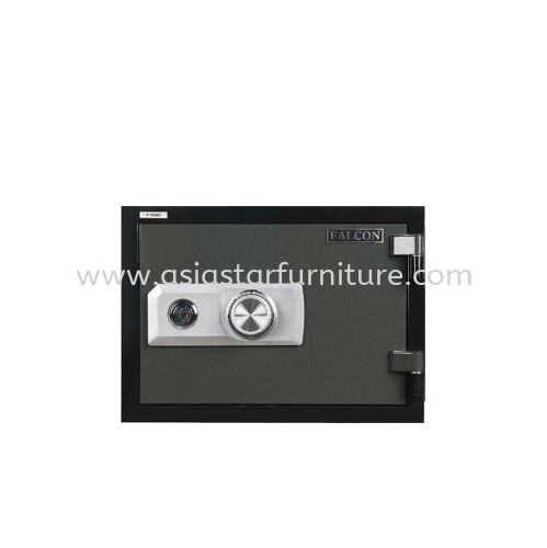 SOLID SAFETY BOX COMBINATION (DIAL) BLACK F-H58C-safety box puchong | safety box sunway | safety box subang