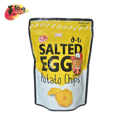 ºÍºÏÏ̵°ÊíƬ / Hoe Hup Salted Egg Potato Chips