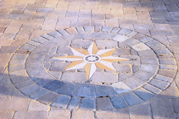 Art Paver Concrete