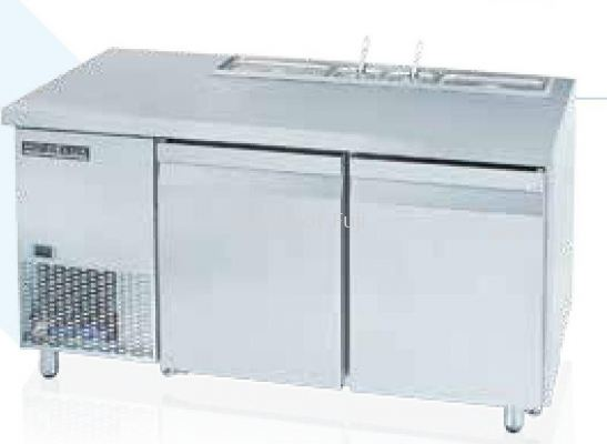Salad Table Chiller 1200 1500