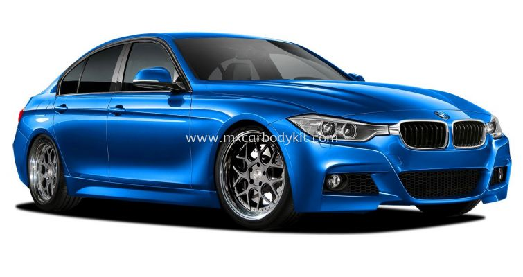 BMW 3 SERIES F30 2012 & ABOVE M-TEK (M-SPORT) STYLE BODYKIT