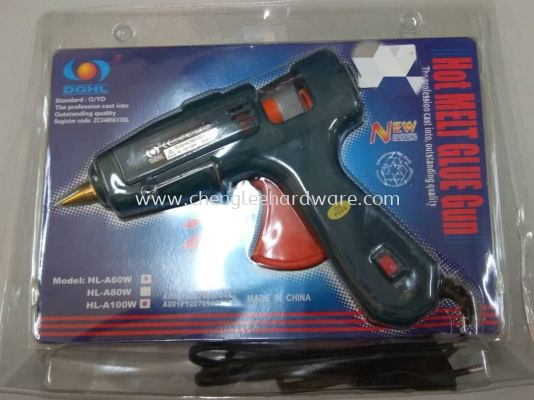 009682  HEAVY DUTY HOT GLUE GUN