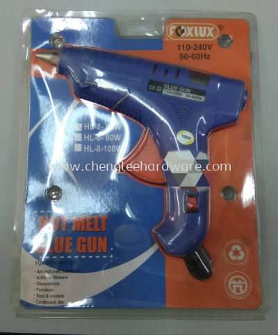 013672 60W-100W  HOT  GLUE GUN