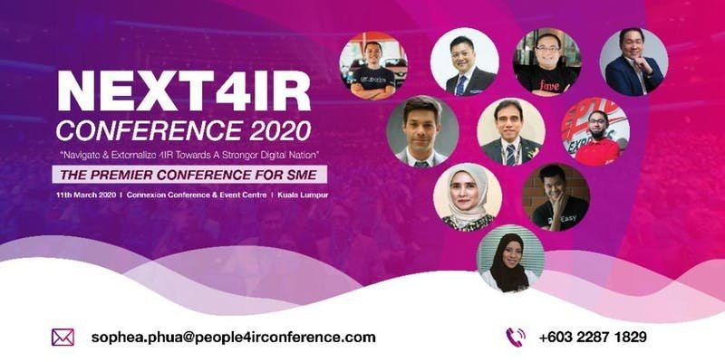 NEXT4IR CONFERENCE 2020 March 2020