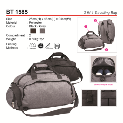 BT1585 Travelling Bag