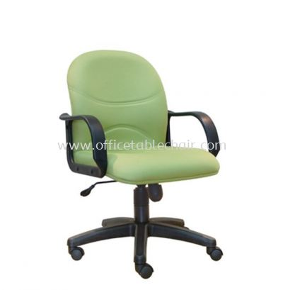 KIND STANDARD LOW BACK CHAIR WITH POLYPROPYLENE BASE ASE 8003