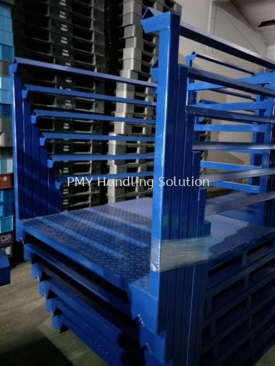Nestable Steel Rack