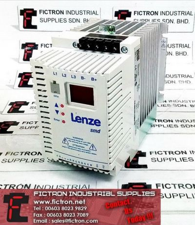 ESMD552L4TXAXX1K24 LENZE Inverter Drive Supply Repair Malaysia Singapore Indonesia USA Thailand
