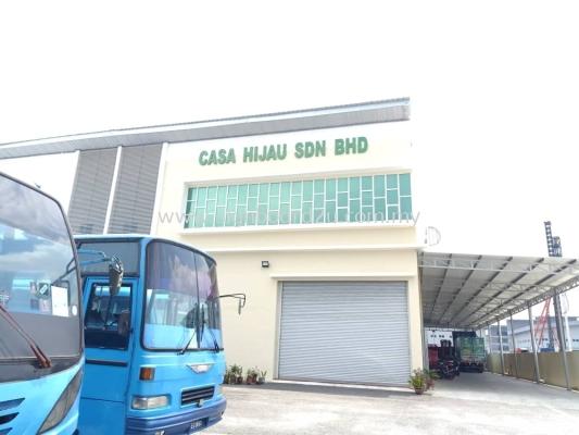Case Hijau Sdn bhd 3D E.g box up at Klang, Selangor