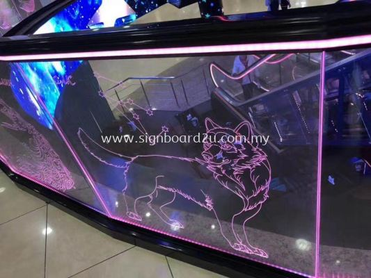 Acrylic Router Laser Machines cutting Engraving