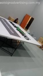 Decho Bio International Eg box up 3D lettering With billboard at puchong