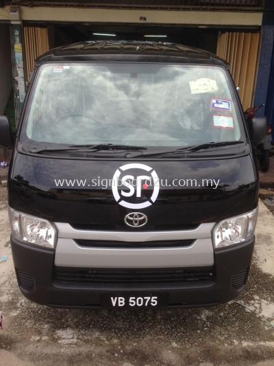 SF Global Express (M) Sdn Bhd cutting sticker at Petaling Jaya, Malaysia (4)