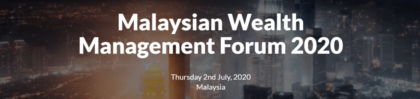 Malaysian Wealth Management Forum