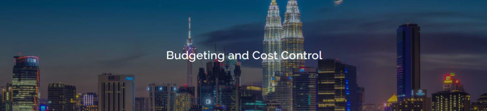 Budgeting & Cost Control December  2019