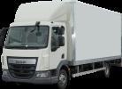 1 ton lorry (Box, Curtain, Cargo) Lori Rental