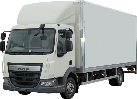 1 ton lorry (Box, Curtain, Cargo)