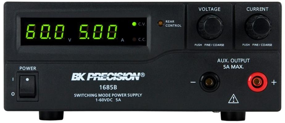 300W-360W Switching Bench DC Power Supplies Model 1685B