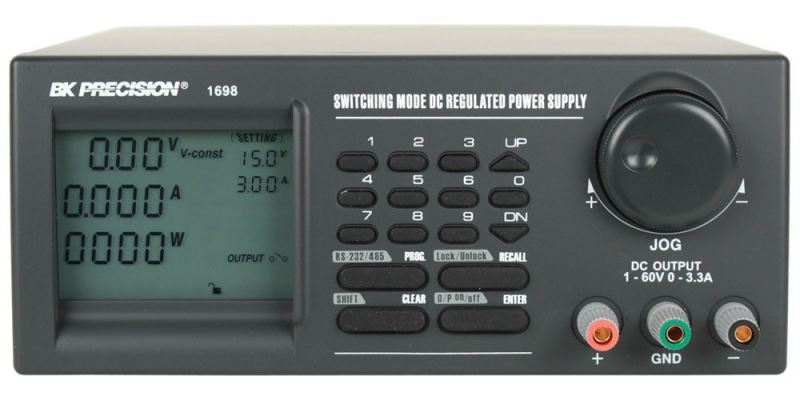Programmable DC Switching Power Supplies Model 1697