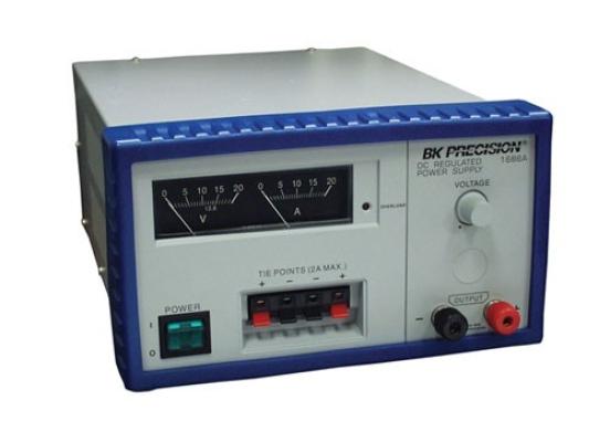 12A 3-14V DC Power Supply Model 1686A