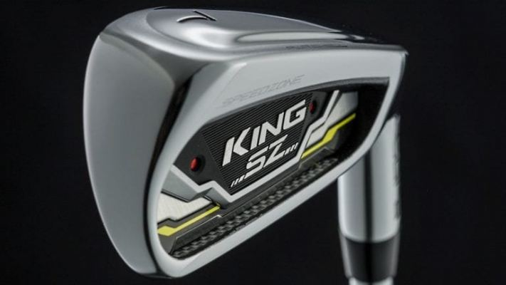 KING SPEEDZONE LH GRAPHITE IRONS