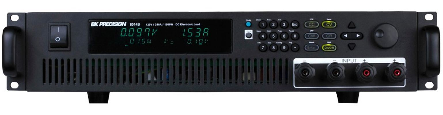Programmable DC Electronic Loads Model 8514B