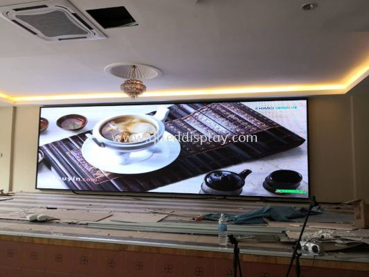 Stage LED Display Screen - College