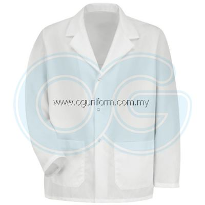 Specialized Lapel Counter Coat