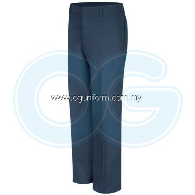 Modern Fit Industrial Pant (Navy Blue)