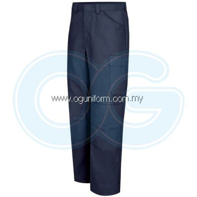 Performance Shop Pant (Navy Blue)