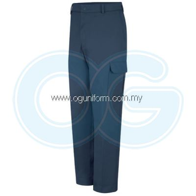 Industrial Cargo Pant (Navy Blue)