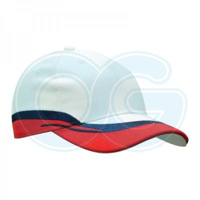 Formula One Cap (CP12E/121) (White)