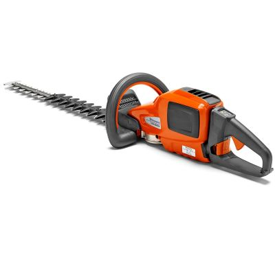 Husqvarna 122HD60: Petrol Hedge Trimmer, 21.7cc, 0.6kW, Knife Length 590mm, 5kg