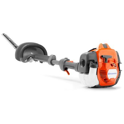 Husqvarna 325HE4: Petrol Hedge Trimmer, 25.4cc, Knife Length: 550mm, Extended Length: 2400mm, 7kg