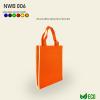 Orange Non Woven Bag 006