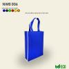 Royal Blue Non Woven Bag 006