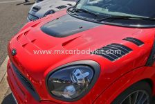MINI COOPER R60 COUNTRYMAN DUELL AG FRONT BONNET HOOD