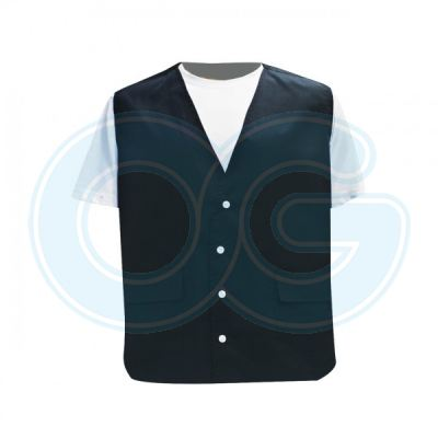 Working Vest (CV01E/241) Black (01)ES