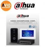Dahua VDP Package IP Video Intercom Package