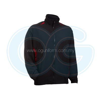Unisex Jacket (WB04OS-428) Black