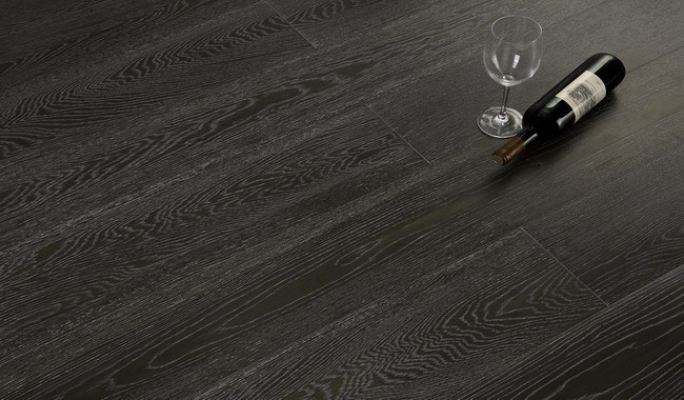 Black Grey & Brushed (Oak 05)