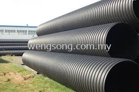 HDPE Subsoil Pipes