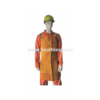 ACEWELD FULL LEATHER WELDING APRON