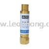 ACEWELD ECO TORCH MOUNTED FLASHBACK ARRESTOR - OXYGEN (02) GAS SAFETY EQUIPMENT GAS EQUIPMENT