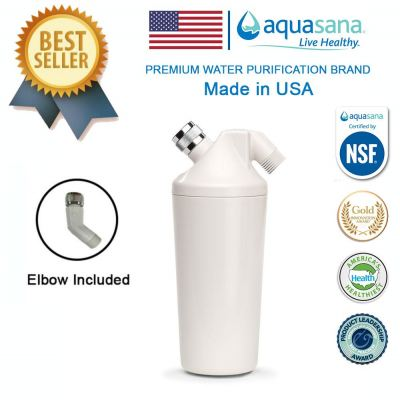 AQUASANA AQ-4100NSH Shower Filter Made In USA